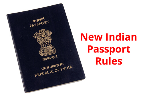 New Indian Passport Application Rules Make The Process Easier