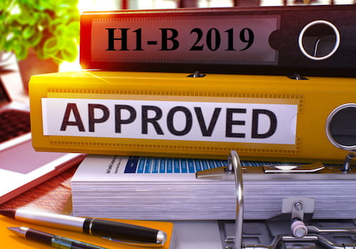 USCIS Completes the H-1B Cap Random Selection Process for FY2019