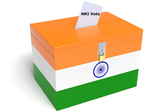 NRI Elector Registration