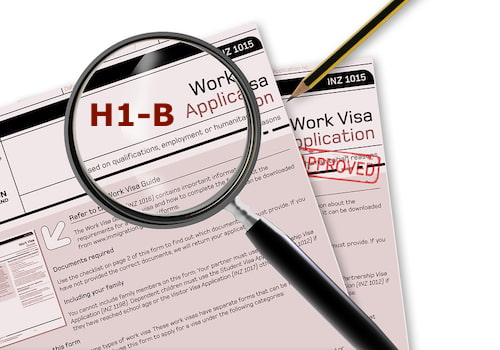 Single H1-B Petition only