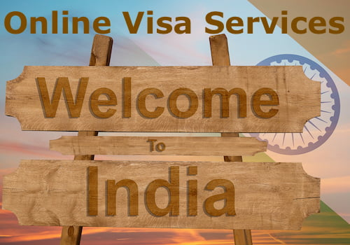 online visa in india