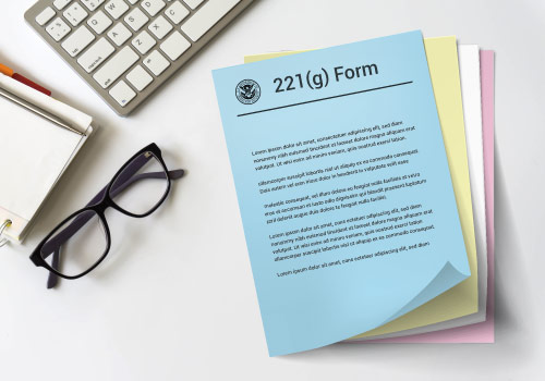 All about the 221g Form