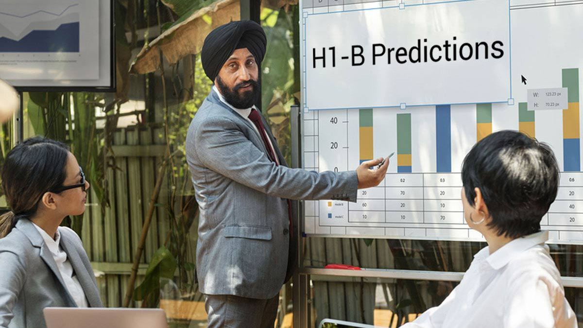 Predictions for H1-B fy2020