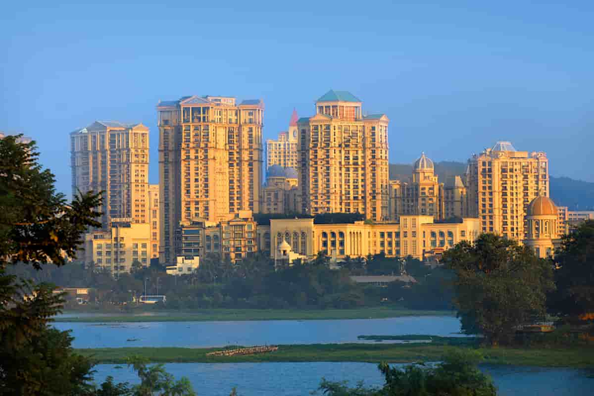 Showing Indian high-rises