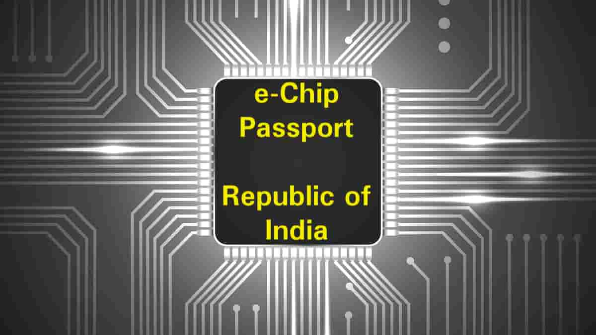 India to introduce e-chips in passports