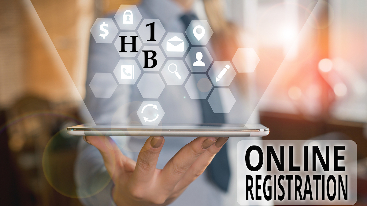 H1B Electronic Registration