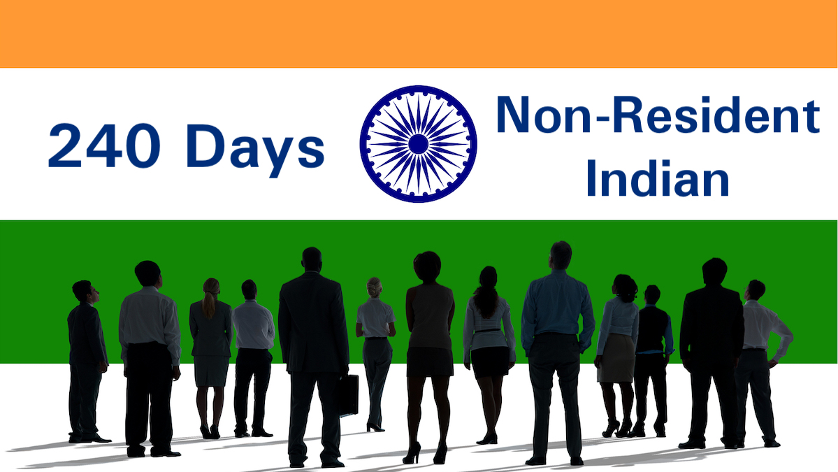 240 DAYS TO BE NRI