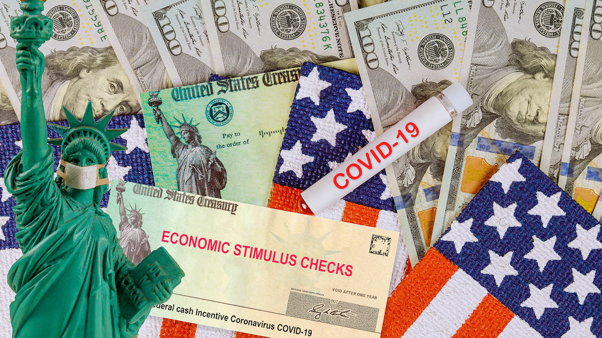 Stimulus Check for h1b