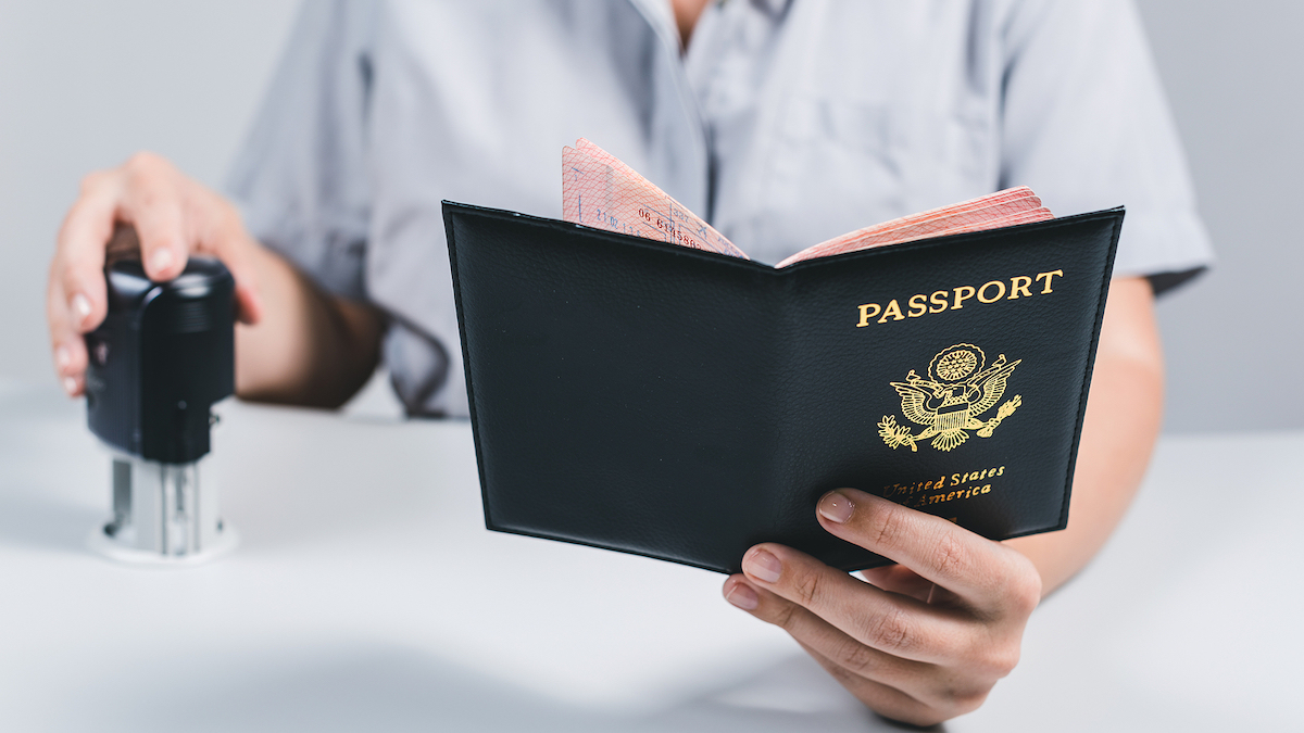 Passport Services Resumes