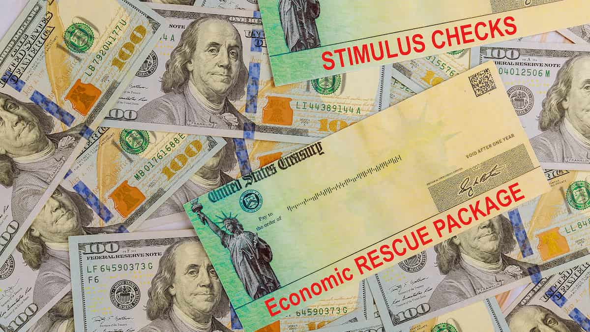 Second stimulus check